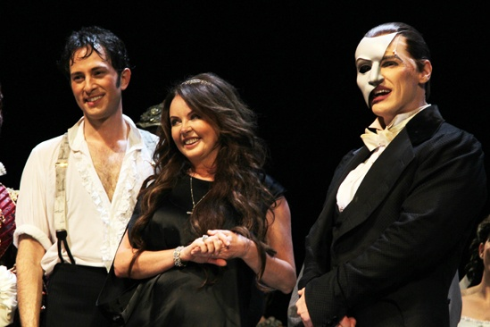 Phantom – 25th Anniversary – Kyle Barisich – Sarah Brightman – Hugh Panaro