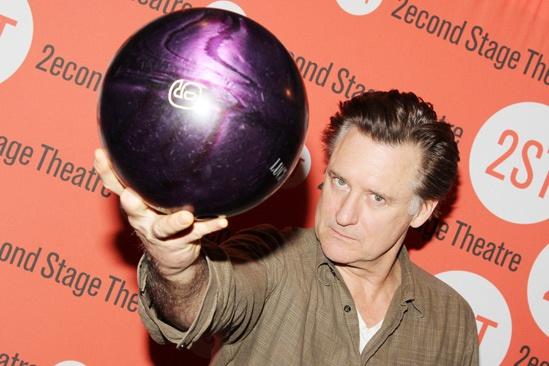 Second Stage Bowling 2013  - Bill Pullman