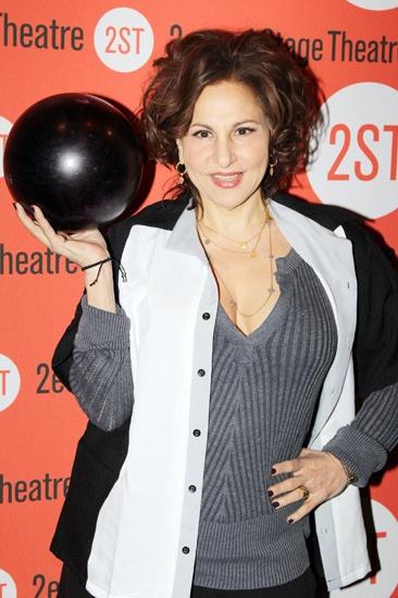 Second Stage Bowling 2013 – Kathy Najimy