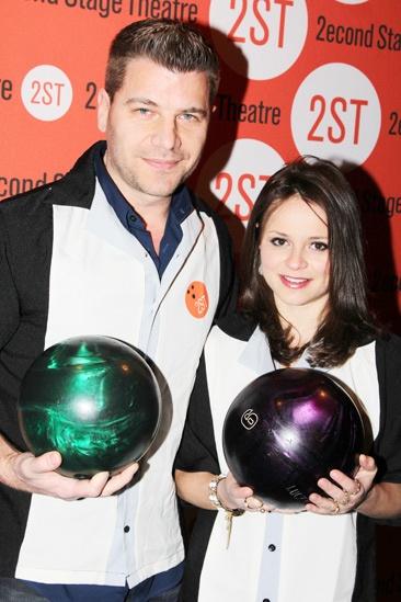 Second Stage Bowling 2013 – Tom Murro - Sasha Cohen