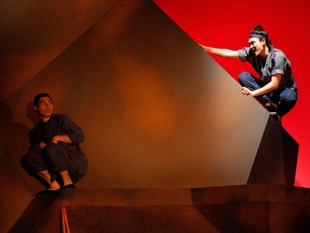 Show Photos - The Dance and the Railroad - Ruy Iskandar - Yuekun Wu