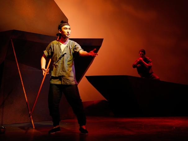 Show Photos - The Dance and the Railroad - Yuekun Wu - Ruy Iskandar