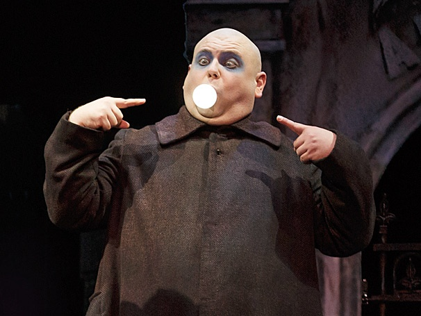 Show Photos - The Addams Family - tour - Shaun Rice