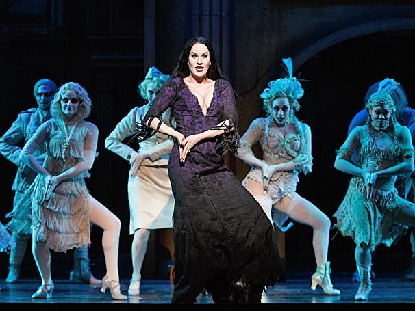 Show Photos - The Addams Family - tour - KeLeen Snowgren
