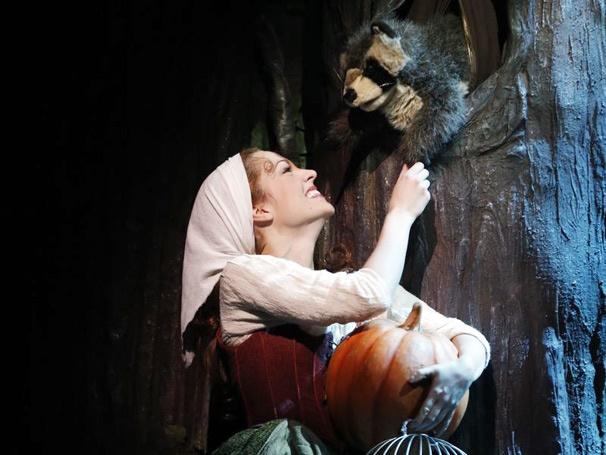 Show Photos - Cinderella - Laura Osnes