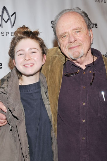 Old Hats – Opening Night – Claire Lucido - Harris Yulin