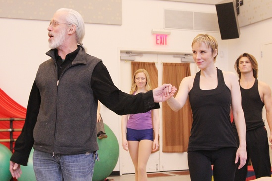 Pippin – Meet and Greet – Terrence Mann - Charlotte d'Amboise
