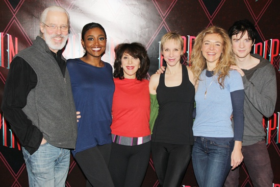 Pippin – Meet and Greet – Terrence Mann – Patina Miller – Andrea Martin – Charlotte d'Amboise – Rachel Bay Jones – Matthew James Thomas