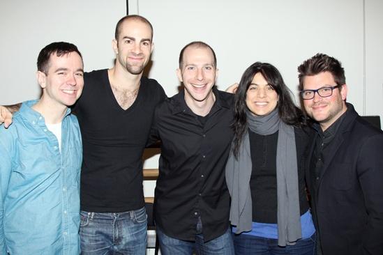 Pippin – Meet and Greet – Benjamin Rauhala – Jared Schonig – Charlie Alterman – Nadia DiGiallonardo – Sonny Paladino