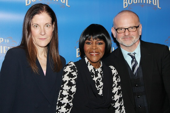 The Trip to Bountiful – Meet and Greet - Hallie Foote – Cicely Tyson – Michael Wilson