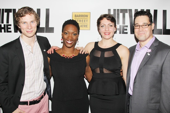 Hit the Wall- Nick Bailey- Carolyn Michelle Smith- Rania Salem Manganaro- Matthew Greer