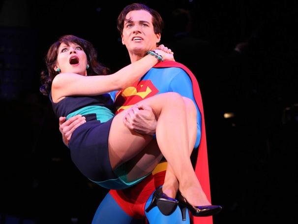 Show Photos - Superman - Jenny Powers - Edward Watts