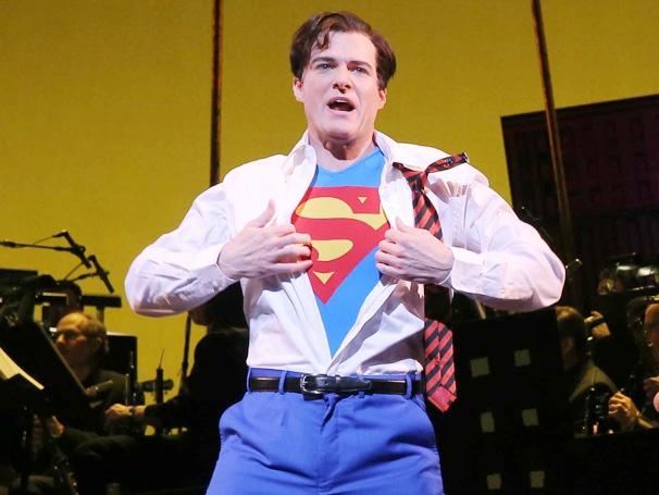 Show Photos - Superman - Edward Watts