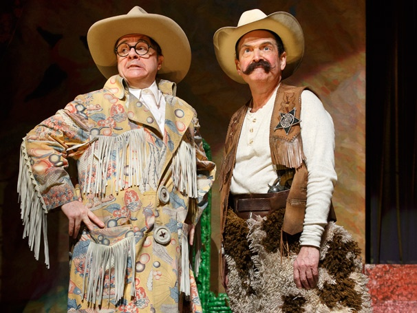 Show Photos - <i>The Nance</i> - Nathan Lane - Lewis J. Stadlen