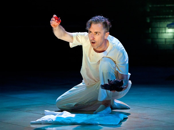 Show Photos - Macbeth - Alan Cumming