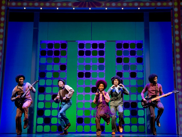 Show Photos - Motown the Musical - Raymond Luke, Jr. - Cast
