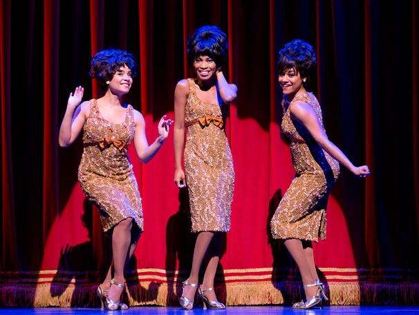 Show Photos - Motown the Musical - Sydney Morton - Valisia LeKae - Ariana DeBose
