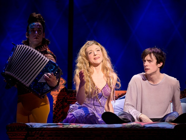 Show Photos - Pippin - Gregory Arsenal - Rachel Bay Jones - Matthew James Thomas
