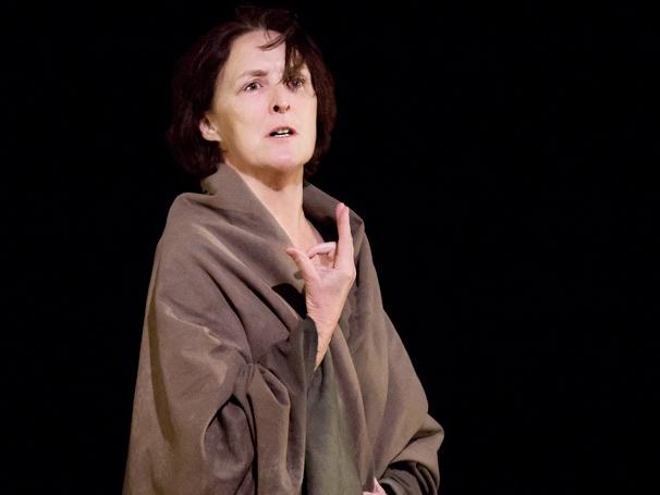 Show Photos - The Testament of Mary - Fiona Shaw