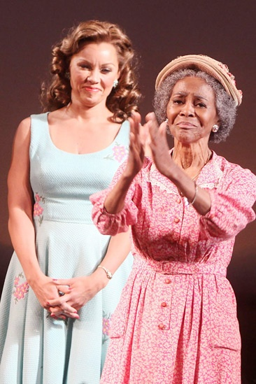 The Trip to Bountiful – Opening Night – Vanessa Williams – Cicely Tyson