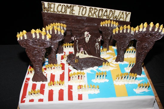 Peter Joback First Phantom Performance – cake