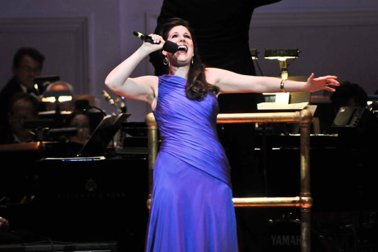 New York Pops gala – Stephanie J. Block