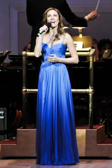New York Pops gala – Laura Benanti