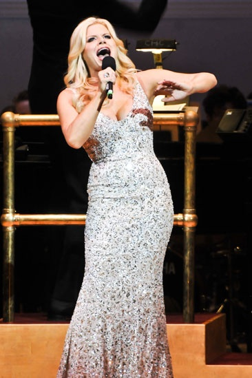 New York Pops gala – Megan Hilty