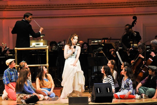 New York Pops gala – Donna Murphy