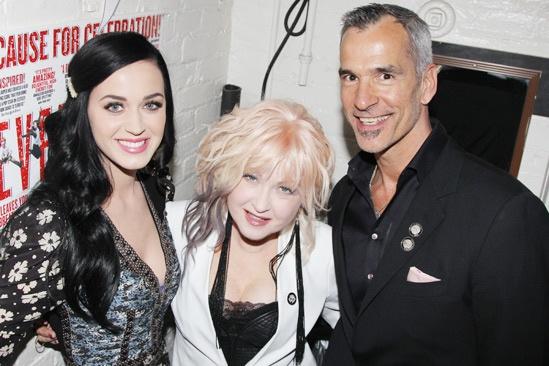 Kinky Boots- Katy Perry- Cydni Lauper- Jerry Mitchell