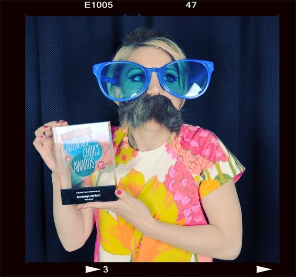 2013 BACA Photo Booth – Annaleigh Ashford