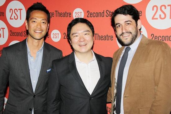 Second Stage – 2013 Gala – Louis Ozawa Changchien – Kenneth Lin – Evan Cabnet