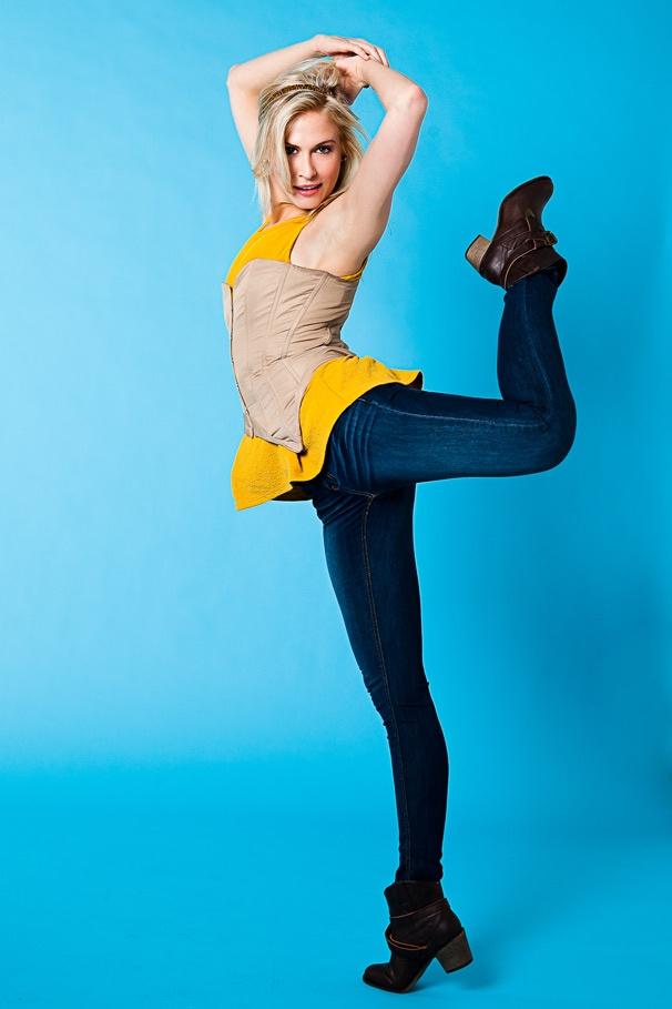 Broadway.com | Photo 3 of 9 | Gotta Dance! Stephanie ...