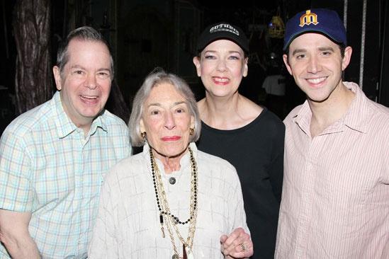 Mary Rodgers at Cinderella – Mary Rodgers – Peter Bartlett – Harriet Harris – Santino Fontana