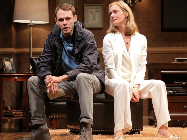 Show Photos - The Unavoidable Disappearance of Tom Durnin - Christopher Denham - Lisa Emery