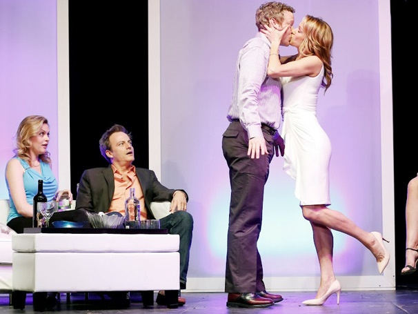 Show Photos - It's Just Sex - Elaine Hendrix - Salvator Xuereb - Michael Colby Jones - Jackie Debatin
