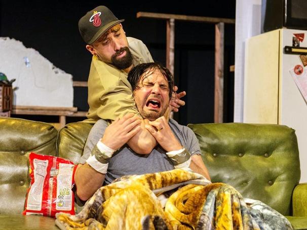Show Photos - Rantoul and Die - Derek Ahonen - Matthew Pilieci