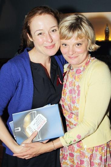 Jack O'Brien book party – Jennifer Ehle – Martha Plimpton