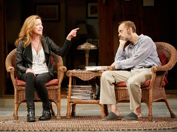 Show Photos - Vanya and Sonia and Masha and Spike - Julie White - David Hyde Pierce
