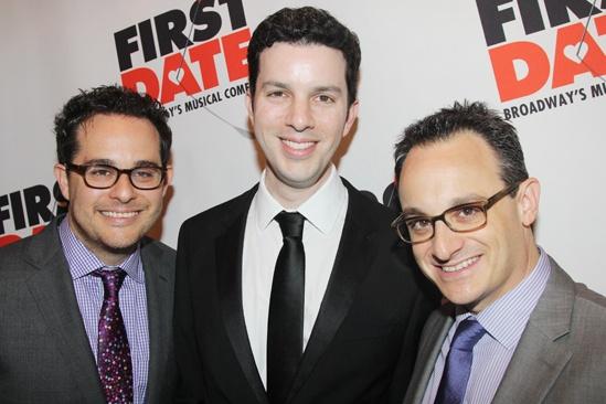 'First Date' Opening — Austin Winsberg — Alan Zachary — Michael Weiner