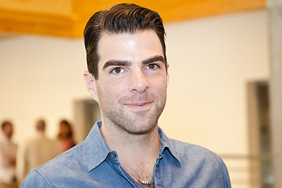 The Glass Menagerie – Meet and Greet – Zachary Quinto
