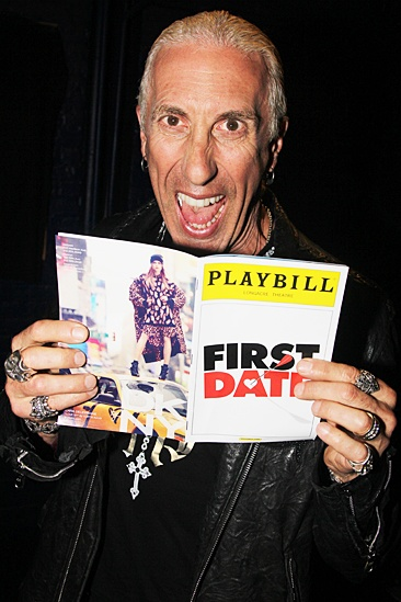 Giuliana & Bill at 'First Date' — Dee Snider