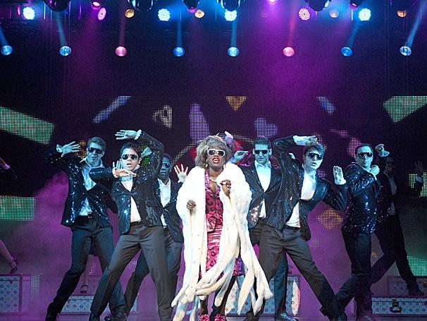 Show Photos - Ghost the Musical - tour - Carla R Stewart