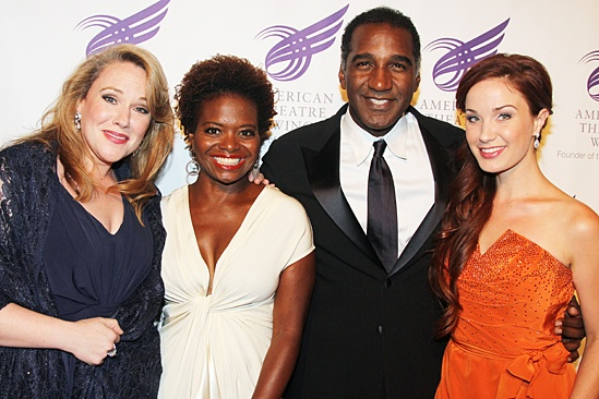 American Theatre Wing – Hal Prince Gala 2013 – Emily Skinner – LaChanze – Norm Lewis – Sierra Boggess