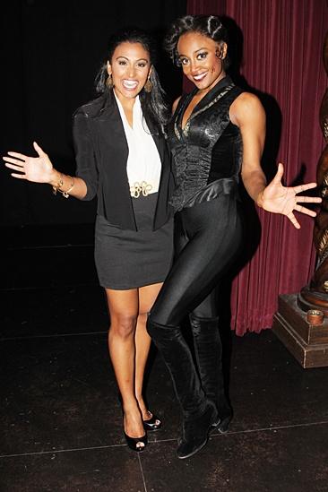 Pippin – Miss America Visit – Nina Davuluri – Patina Miller