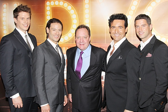 Photo 2 of 3 bravo the opera singing stars of il divo a musical affair meet - Il divo cast ...