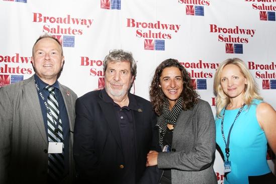 Broadway Salutes 2013 – Carl Mulert – Tony Walton – Eva Price – Paige Price