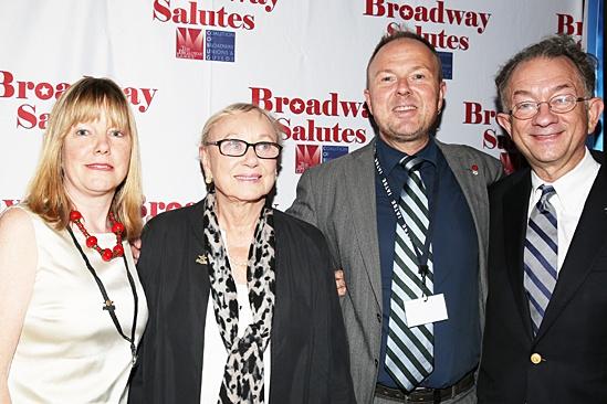 Broadway Salutes 2013 – Florie Seery – Jane Greenwood – Carl Mulert – William Ivey Long