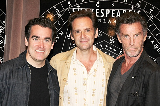 Macbeth – Meet and Greet – Brian d'Arcy James – Malcolm Gets – John Glover