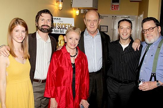 The Film Society – Opening Night – Mandy Siegfried – David Barlow – Roberta Maxwell – Gerry Bamman – Euan Morton – Richmond Hoxie